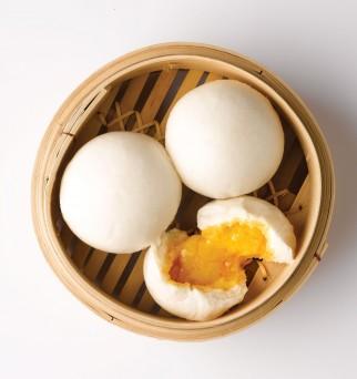 G023 Steamed Egg Yolk Custard Bun