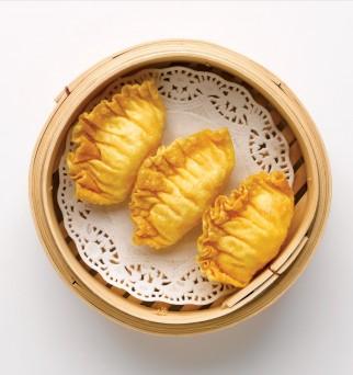 G024 Deep Fried Prawn Dumpling