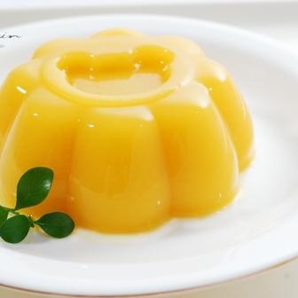 Mango pudding1